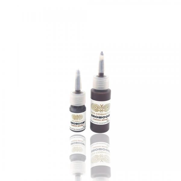 Microblading Pigment | Classic Brown 07 | BROWCOM®