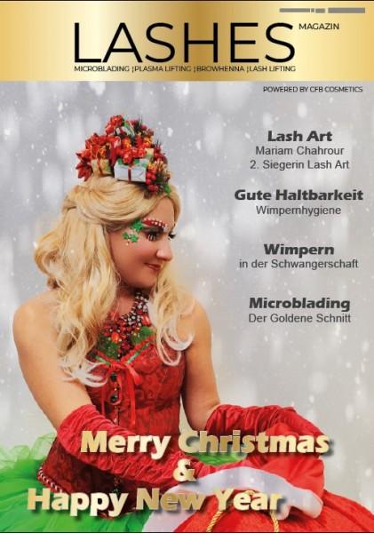 Lashes Magazin | Ausgabe 2/2018 | Dezember