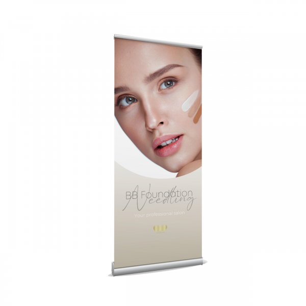 Roll up Banner | BB Foundation