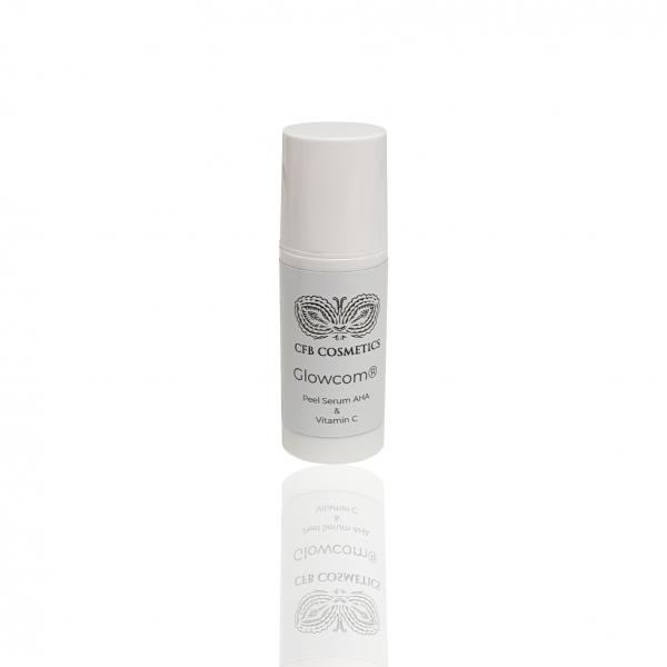 Glowcom® Peel Serum AHA & Vitamin C - Nur für professionellen Gebrauch -