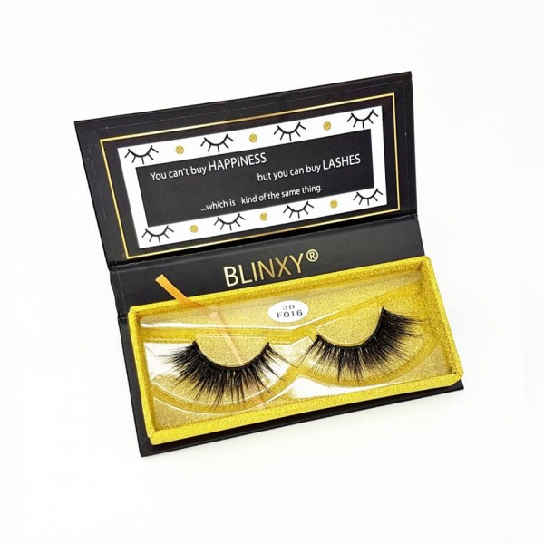 Blinxy® 3D Lashes Modell F016