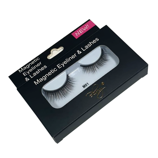 Blinxy® Magnetic Lashes Professional Modell M1
