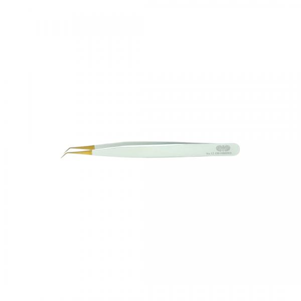 Pinzette | Luxury Professional | No 12 | 45° | 10mm
