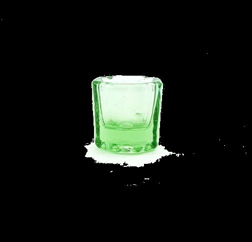 Dappenglas | Farben