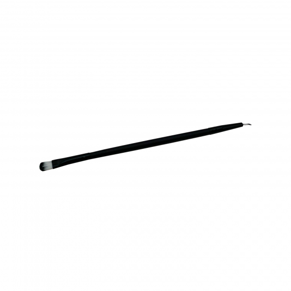 Brush oval - black