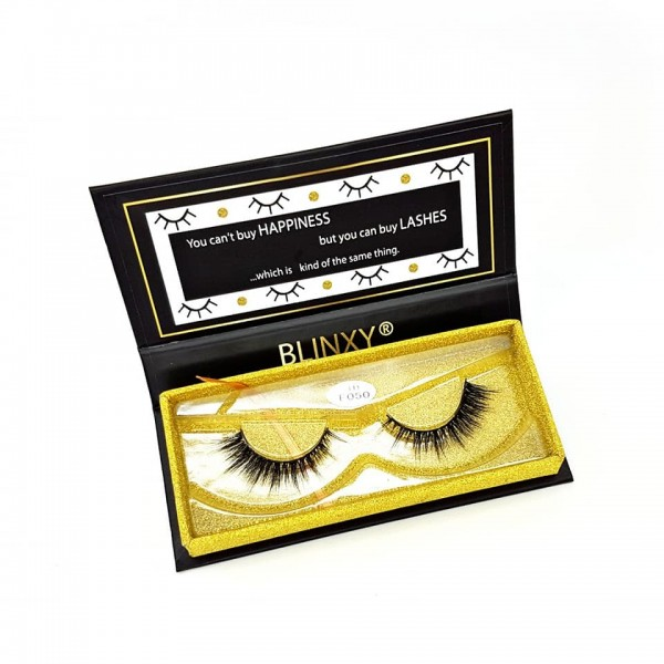 Blinxy® 3D Lashes Modell F050