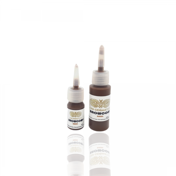 BROWCOM® Microblading Farbe Hazel 05