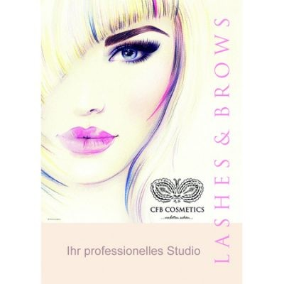 Poster 6 Lashes & Brows Studio