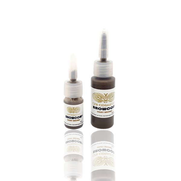 Microblading Pigment | Light Brown 01 | BROWCOM®