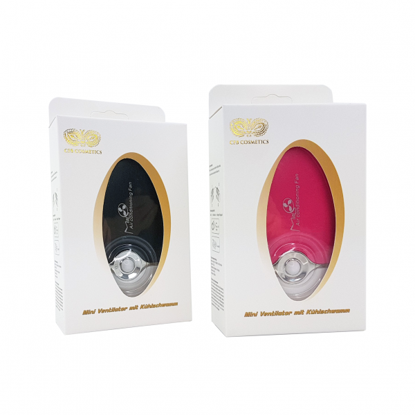 Mini Ventilator   reduziert Kleberdämpfe