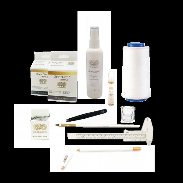 Brow Henna | Starter Set